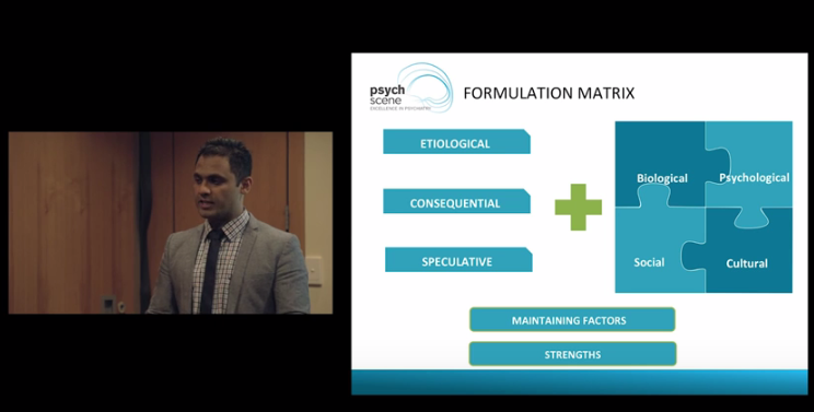 Dr Sanil Rege Talk- Formulation matrix