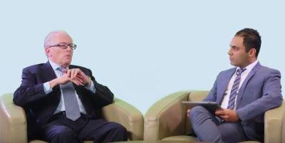 Dr Stahl and Dr Rege -