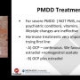 Hormones and Mental Illness in Women – PMDD / Depression and the Pill / Perimenopausal Depression