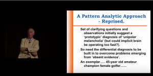 Pattern Analysis and Clinical Reasoning by Prof. Gordon Parker