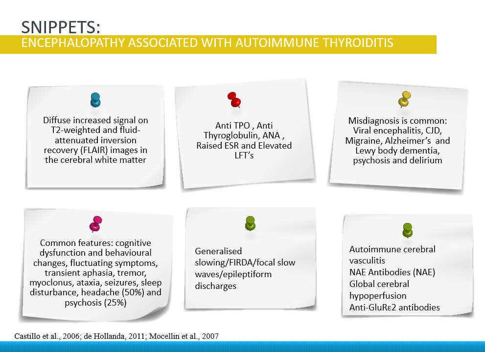 3 Important Autoimmune Neuropsychiatric Disorders for Psychiatrists