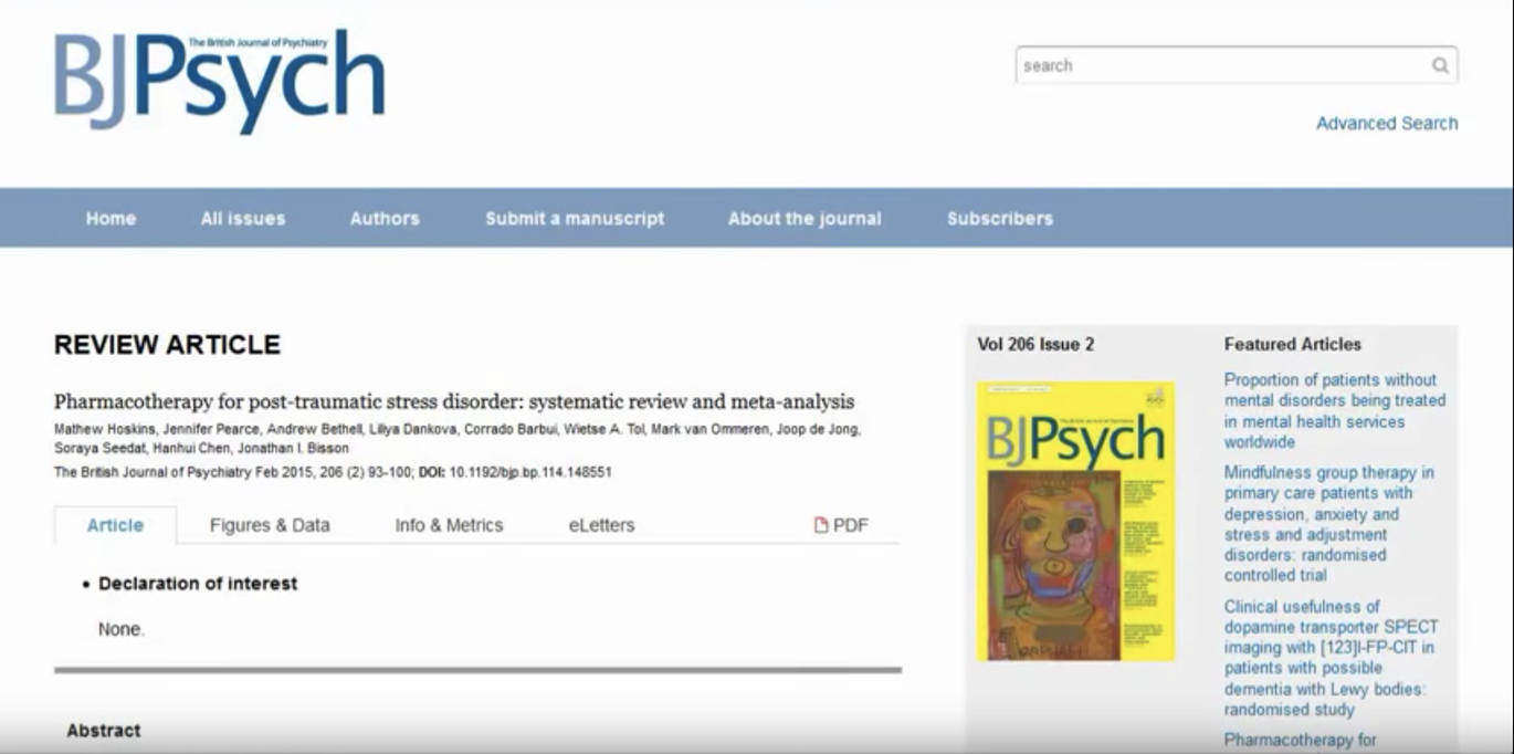 How to Appraise a Systematic Review and Meta Analysis in