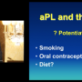 Antiphospholipid Syndrome (APS) Case Files (Stroke and Thrombosis) By Prof Graham Hughes